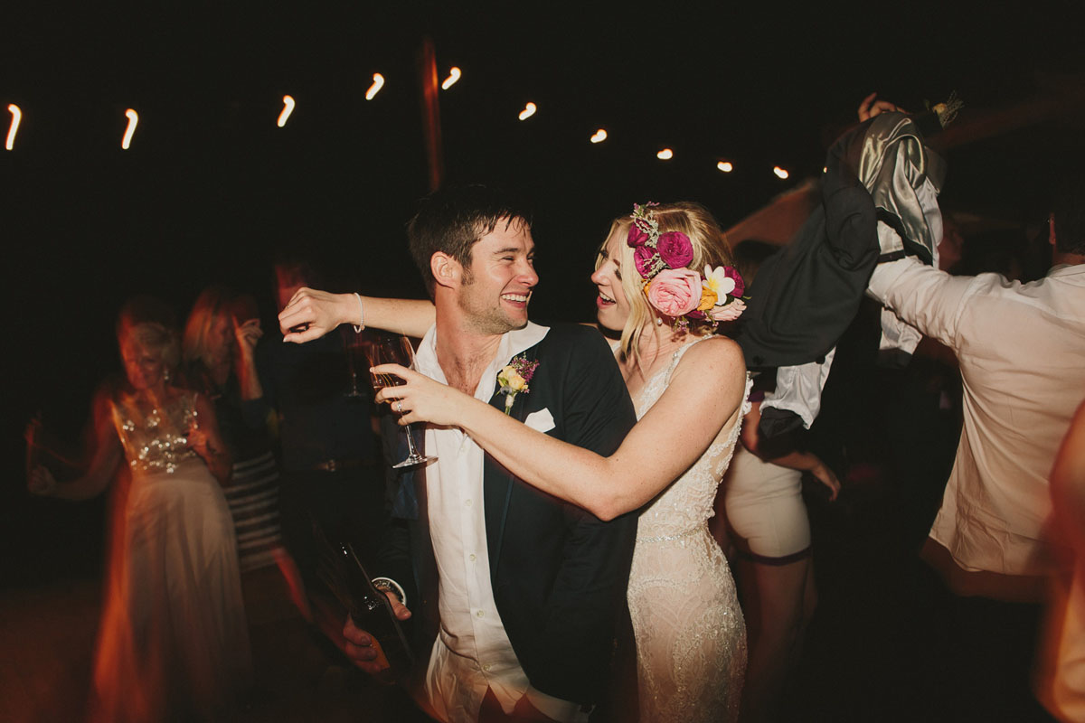 Cut a Rug DJ Byron Bay Wedding